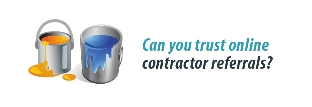 Can you trust online contractor referrals?