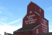 Grain Elevator Painting Project near St. Albert